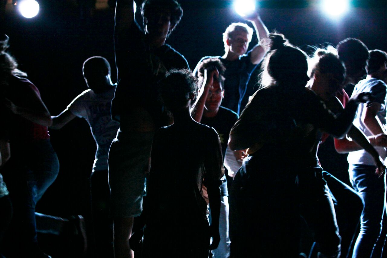 Maxim Gorki Theater Berlin: Du kannst nicht mehr warten <br>©Ute Langkafel