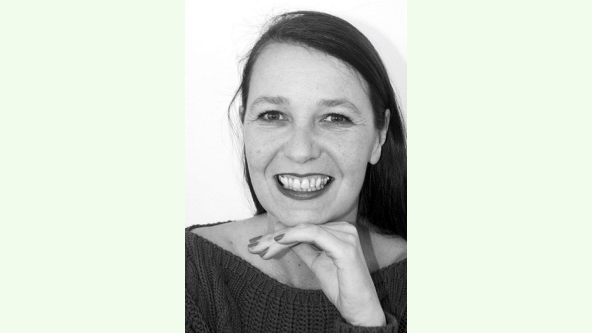 Be van Vark, Bertolt Brecht Gastprofessorin der Stadt Leipzig am CCT im Wintersemester 2020/21.<br>(c) Be van Vark