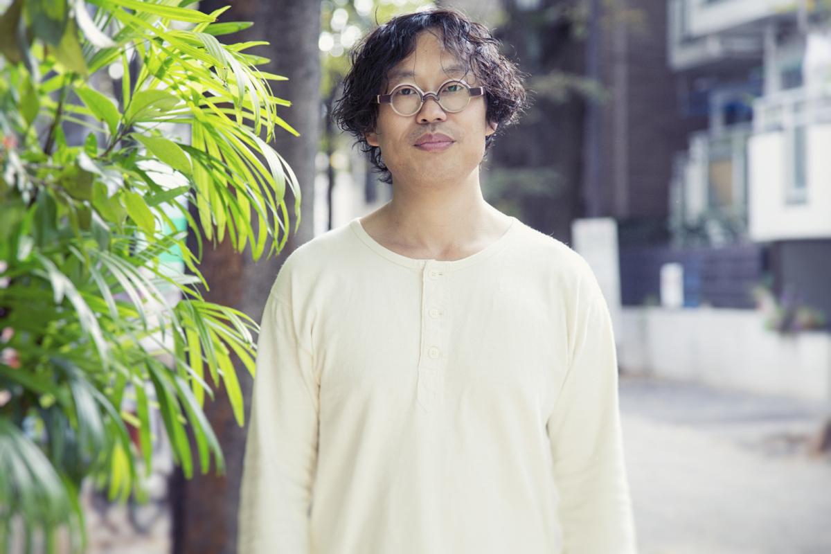 Toshiki Okada, Bertolt Brecht Gastprofessor der Stadt Leipzig am CCT im Wintersemester 2021. (c) Kikuko Usuyama